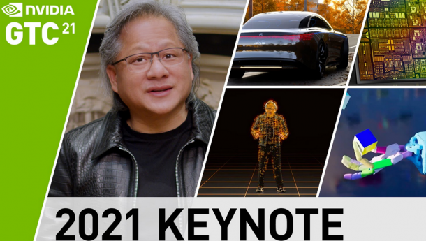 Watch the GTC Keynote