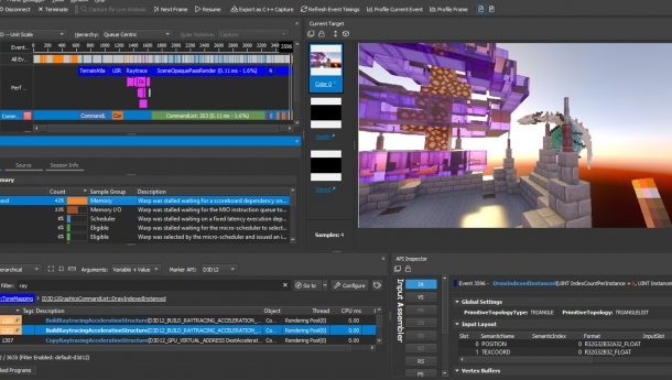 NVIDIA Announces Nsight Graphics 2021.1