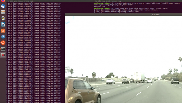 Cross-Compiling Robot Operating System Nodes for NVIDIA DRIVE AGX