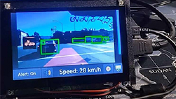 Jetson Project of the Month: Driver Assistance System Using Jetson Nano