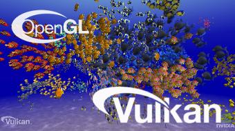 GameWorks Vulkan and OpenGL Samples 3 0 Released | NVIDIA
